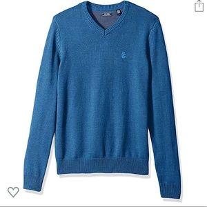 IZOD Premium Essentials V-Neck 7 Gauge Sweater